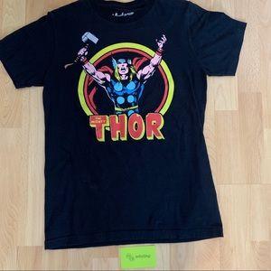 Men's tee shirt vintage Thor